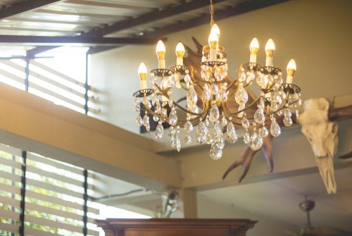 Chandeliers by Hudson Valley